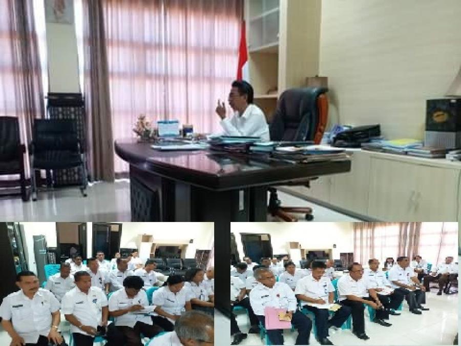 Disiplin syarat Utama dalam Melaksanakan Tugas sebagai ASN di Kabupaten Sabu Raijua